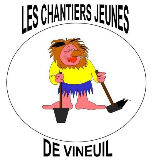 Logo chantiers jeunes